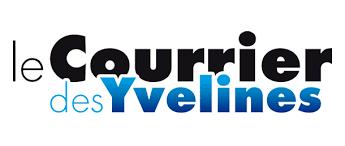 Logo du journal le courrier des Yvelines