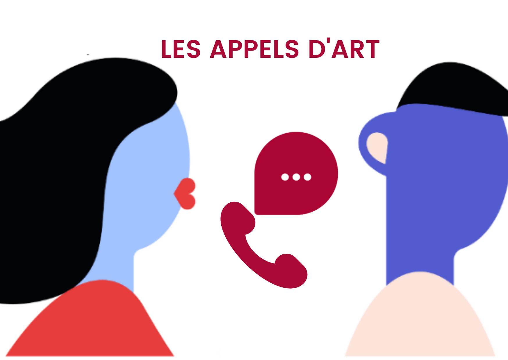 """""""Appels d'art"""" : un service à distance des Souffleurs d'Images"""